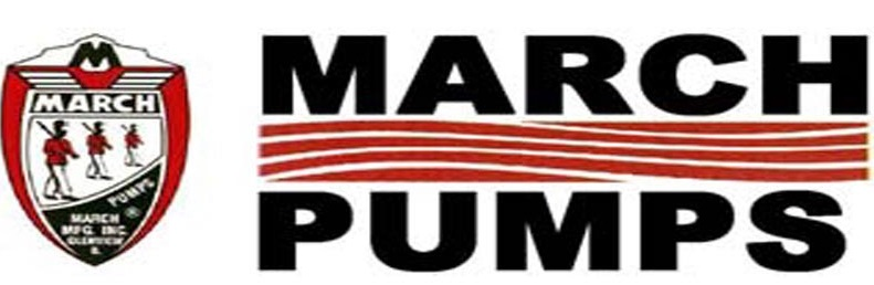 March Pumps logo